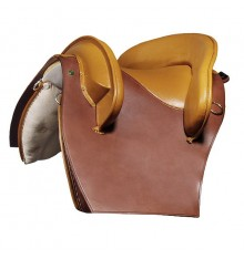 Leather Portuguese Saddle Marjoman Riaño 32