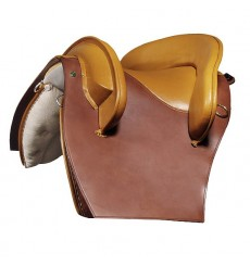 Leather Portuguese Saddle Riaño 32