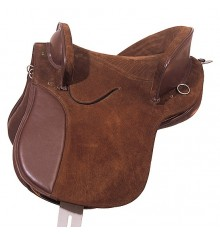 Marjoman Leather Country Saddle