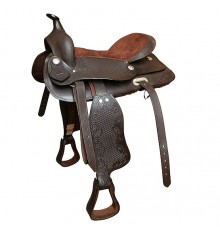 Cheap western saddle