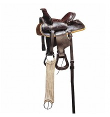 Pony Children Western Saddle