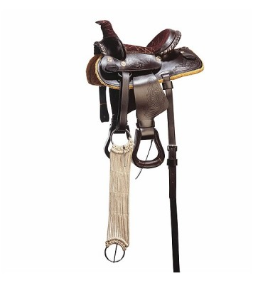 Pony western saddle for children