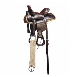Pony western saddle for children