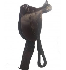 Australian saddle without pommel