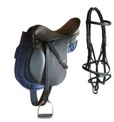 "Cheapest complete saddle ""Basic"""