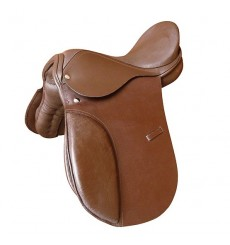 English pony saddle
