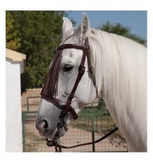 Marjoman Jerezana leather bridle with reins