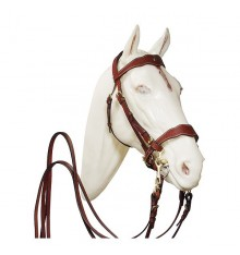 Working portuguese bridle Marjoman