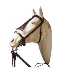 Jerezana bridle with reins