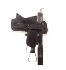 Pony Western Saddle