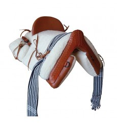 Cheap Pony Vaquera Saddle