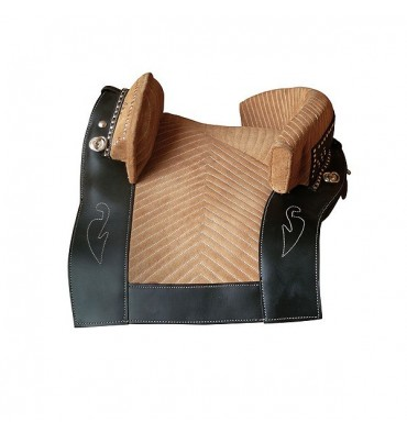 Complete  Portuguese Pony Saddle