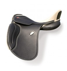 Kieffer New Ulla Dressage Saddle Cream Color