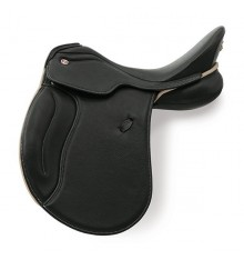 Kieffer New Ulla Dressage Saddle Black Color