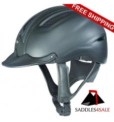 LAS XT Double Eco Leather Helmet