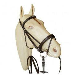 Diamond Browband Bridle