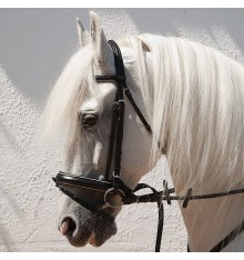 English leather bridle Ergonomic Soft