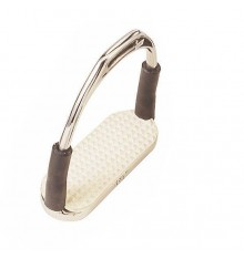 Articulated safety stirrups