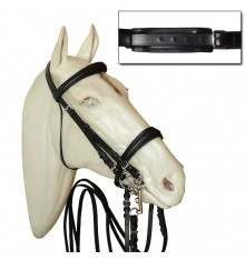 Dressage Bridle for SIB fillet 049B