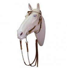 Luxury western bridle