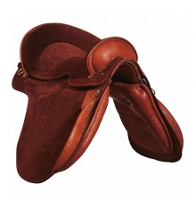 Spanish Suede Saddle Marjoman