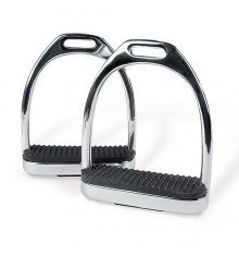 Kieffer Stirrups stainless steel