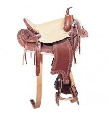 Western extra saddle California