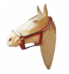 Marjoman double nylon bridle leather reinforcement