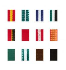 Marjoman double nylon bridle leather reinforcement