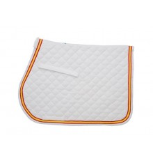 Spanish Flag Saddle Pad