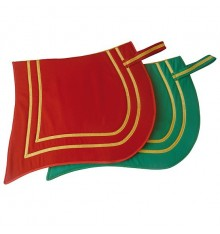 Alta Escuela Saddle Pad Close Peak
