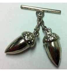 Metalic acorn Cairel