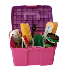 Horse cleaning box