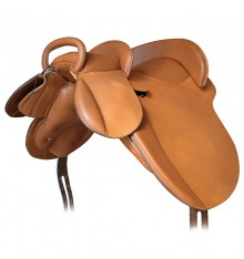 Spanish Tandem Saddle