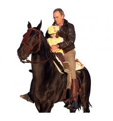 Vaquera Tandem Saddle