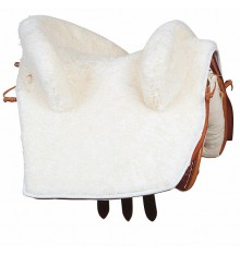 Zalea Sheepskincover for portuguese saddles