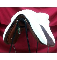 Zalea Sheepskin cover for Potrera Saddles