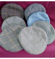 Casquette Anglaise Laine