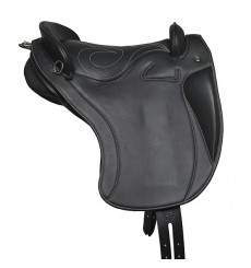 Spanish saddle New Spanish Boxcalf skin